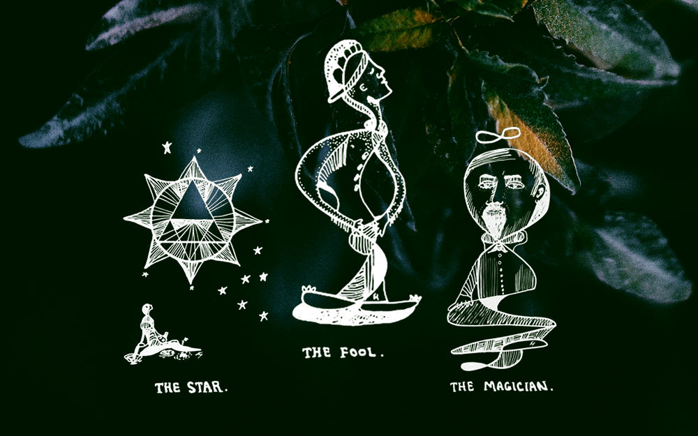 The Star, The Fool & The Magician